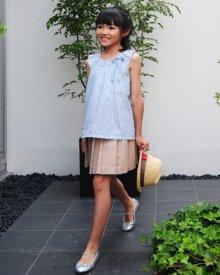 他の写真 (画像をクリックすると大きく見えます)2: ワンウェイプリーツスカート