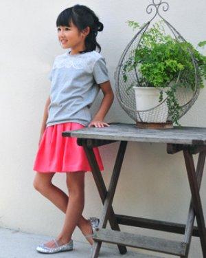 画像2: ワンウェイプリーツスカート