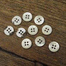 他の写真 (画像をクリックすると大きく見えます)2: オリジナルシェルボタンセット