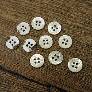 画像4: オリジナルシェルボタンセット