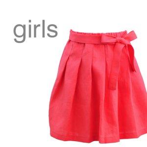 画像1: ワンウェイプリーツスカート