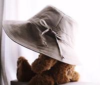 帽子型紙の作品
