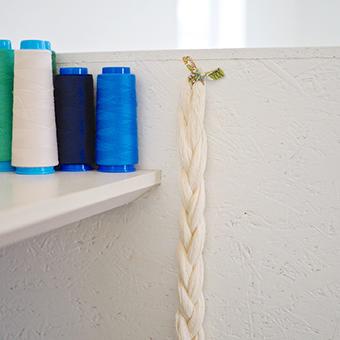 ソーイング,道具,おすすめ,しつけ糸,クロバー