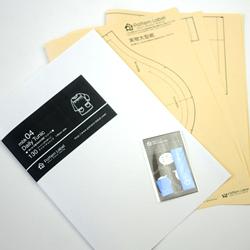 チュニック 型紙