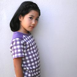 Tシャツ 男の子 女の子 型紙