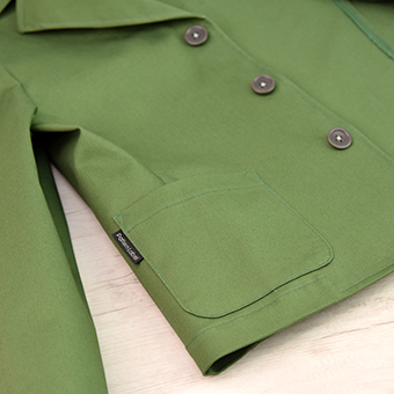 子供服,キッズ,ジャケット,入学式,型紙,作り方