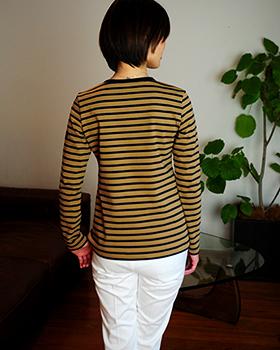 レディース,Tシャツ,型紙