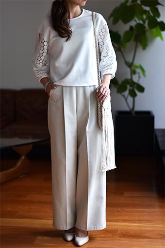 レディース,大人服,パンツ,型紙,作り方