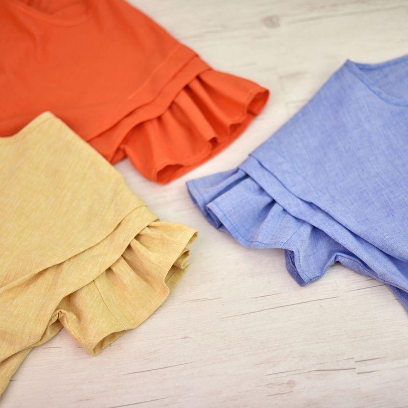 レディース,大人服,パンツ,型紙,作り方,ブラウス