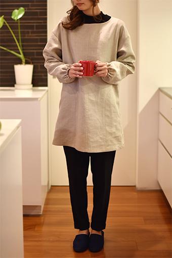 レディース,大人服,作り方,型紙,パターン,割烹着