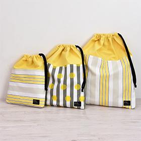 バッグ,作り方,巾着,型紙