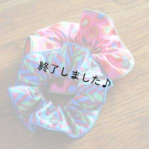 画像5: シュシュ(無料型紙)