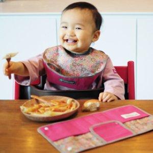 画像2: お食事エプロンセット