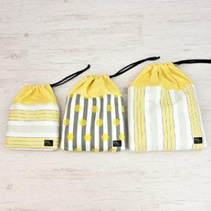 画像5: スポーツ巾着セット