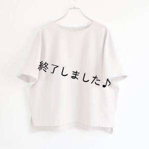画像2: 布帛Tシャツ(無料型紙)