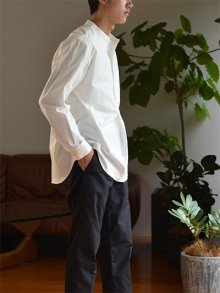 他の写真 (画像をクリックすると大きく見えます)3: バンドカラーシャツキット