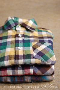 ドレスシャツ型紙の作品