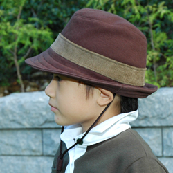帽子型紙1