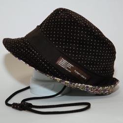 帽子型紙2