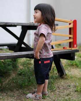 型紙,作り方,パンツ,ベビー,男の子,女の子