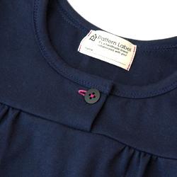 スイートTシャツ胸元拡大画像