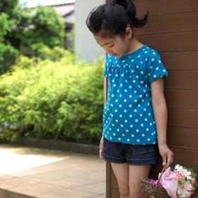 型紙 Tシャツ 女の子