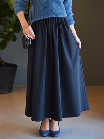 大人服,レディース,マキシ丈,スカート,型紙,作り方