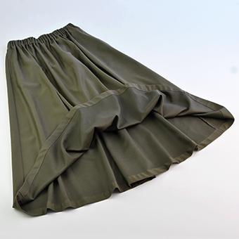 大人服,レディース,マキシ丈,スカート,無料,型紙,作り方