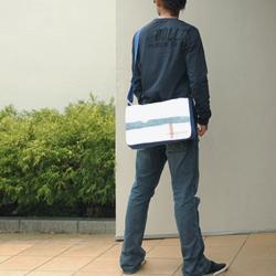 シルダーバッグ型紙