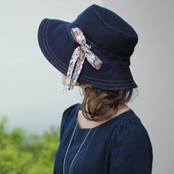 帽子 大人モデル着用