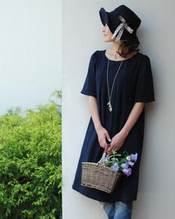帽子の型紙 大人モデル