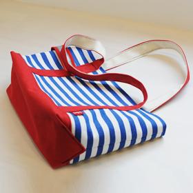 トートバッグ 型紙