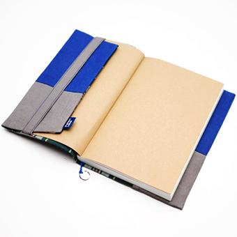 ブックカバー,型紙,ソーイング,作り方