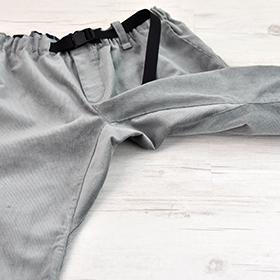 メンズ,パンツ,テーパード,ソーイング,型紙